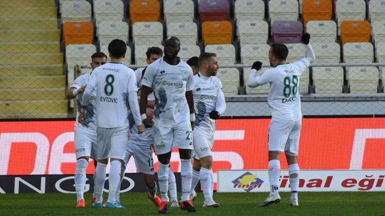 İttifak Holding Konyaspor'dan müthiş geri dönüş! 2-3