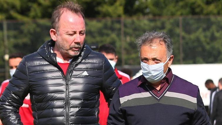 Beşiktaş'ta kritik gün! Çebi ve Yalçın bir araya geliyor...