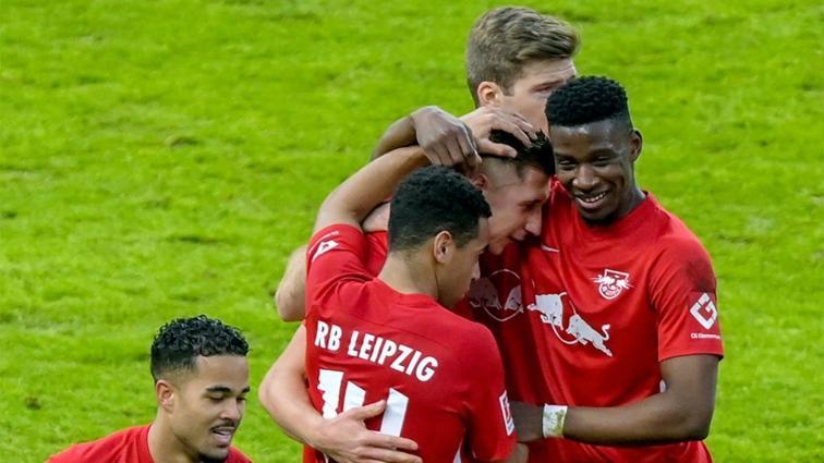 Leipzig, Hertha Berlin'i farklı geçti