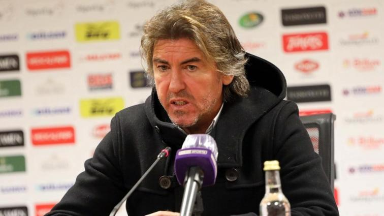 Ricardo Sa Pinto: Bu kadar pozisyona girdiğimiz maçı kazanmalıydık
