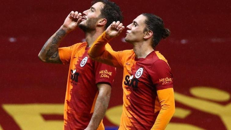 Galatasaray'da mutlu aile tablosu! Arda, Taylan ve Oğulcan...