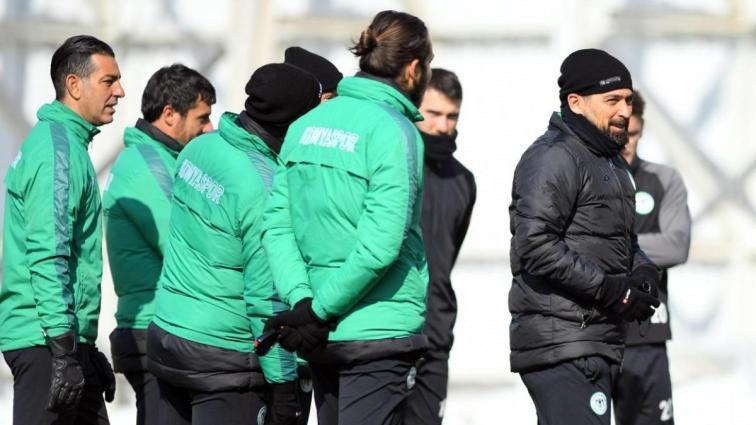 Konyaspor, Gaziantep FK maçına 6 eksikle hazırlanıyor