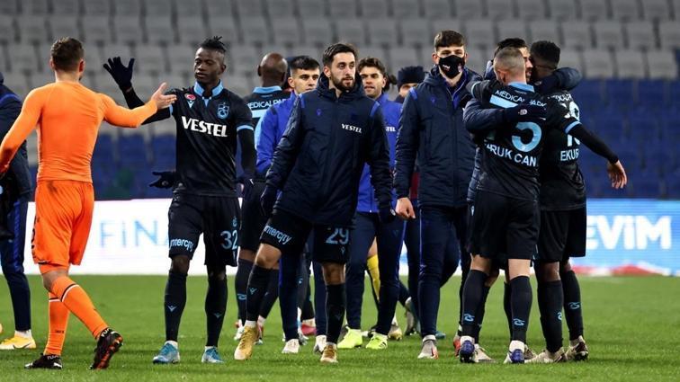 Trabzonspor, Fenerbahçe ile puanını eşitleyebilir