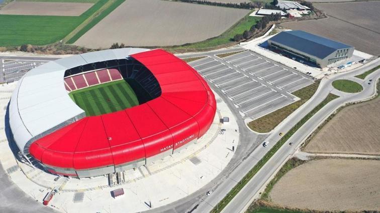 Atakaş Hatayspor yeni stadına kavuşuyor