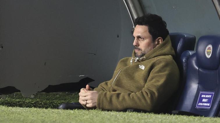 Erol Bulut Trabzonspor maçını kırılma karşılaşması olarak görüyor