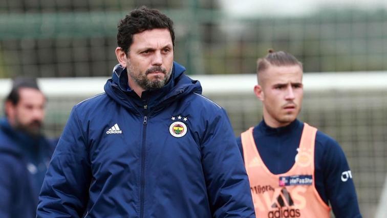 Fenerbahçe'de Erol Bulut sistem değişikliğine gidiyor