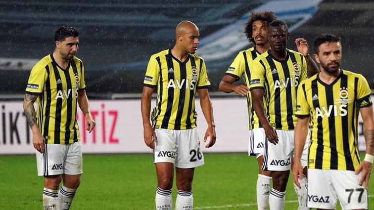 Fenerbahçe'de pozisyon değerlendirme başarısı bir yılda %50 düştü