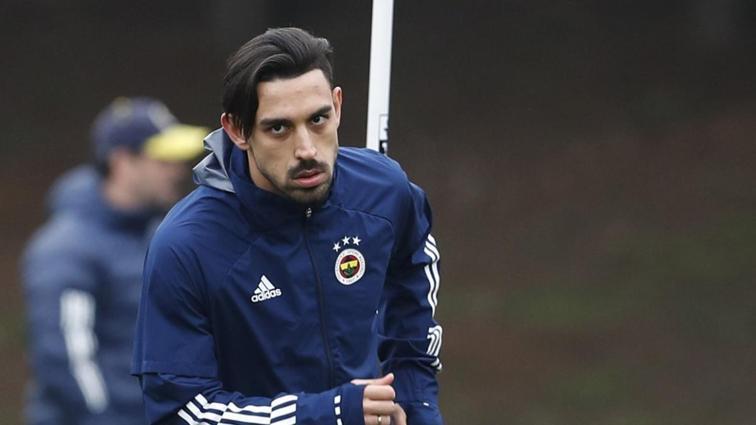 Fenerbahçe'de İrfan Can Kahveci ve Luiz Gustavo özel program dahilinde çalıştı
