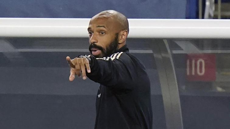Thierry Henry istifa etti