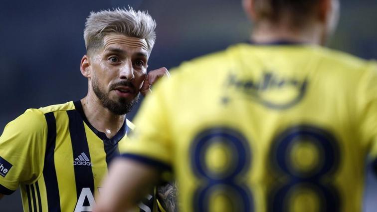 Fenerbahçe'de Jose Sosa, Göztepe maçındaki istatistikleriyle dikkat çekti