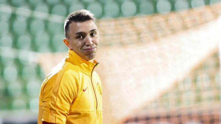 Fernando Muslera Süper Lig'de 300. maçına çıkmaya hazırlanıyor