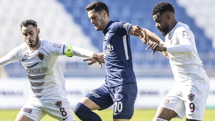Hatayspor'un yıldızı teklifi reddetti, Galatasaray'a gidiyor