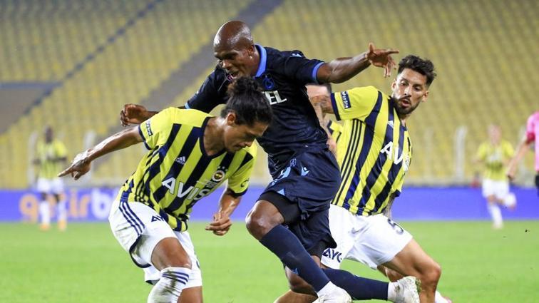 Fenerbahçe deplasmanda Trabzonspor'u 4 maçtır yenemiyor