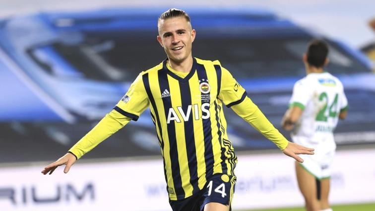 Fenerbahçe'de Trabzonspor'a karşı özel koz Pelkas olacak