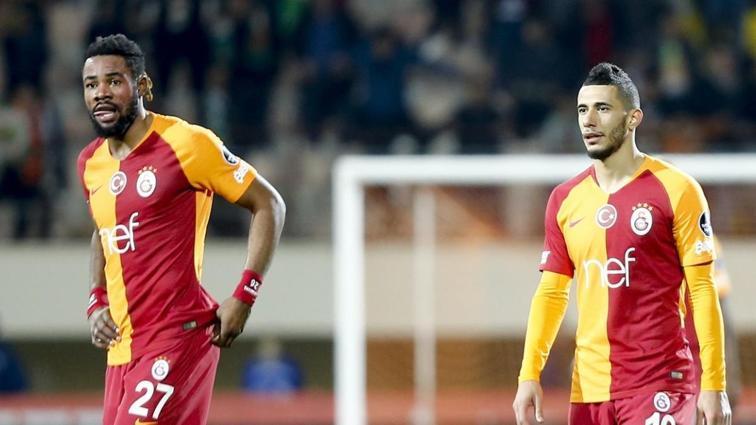 Galatasaray'da kritik sınavlar öncesi iki oyuncu sınırda