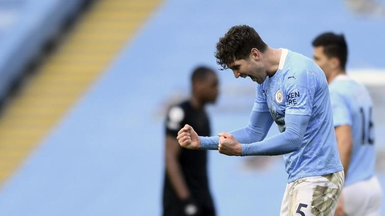 Manchester City, West Ham United'ı da yenerek galibiyet serisini 20 maça çıkardı