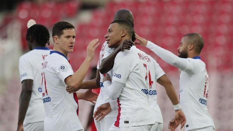 PSG, Dijon'a fark attı