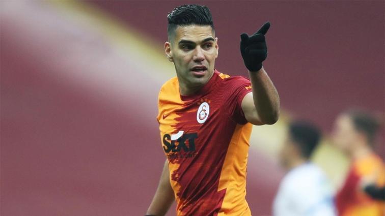 Radamel Falcao, 2 ay sonra sahalarda: Geri dönmek güzel
