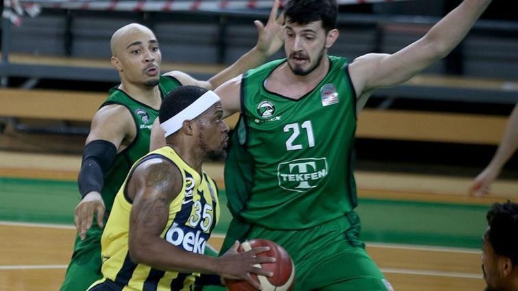 Fenerbahçe Beko nefes kesen maçta Daçka'yı devirmeyi başardı