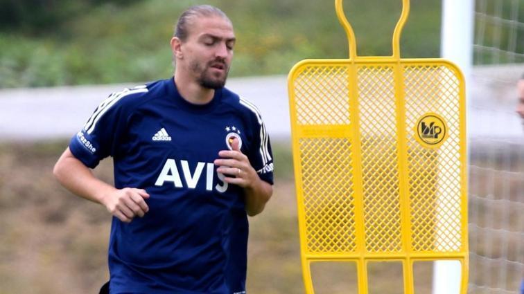 Fenerbahçe'de Caner Erkin idmana katılmadı