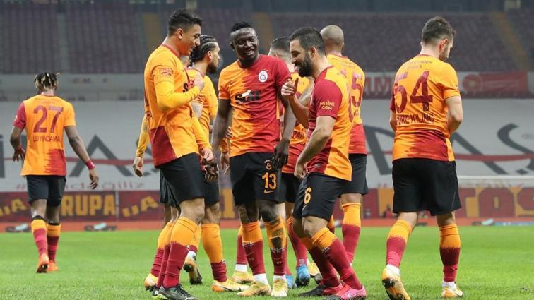 Galatasaray'da Etebo 6 numaraya evrildi