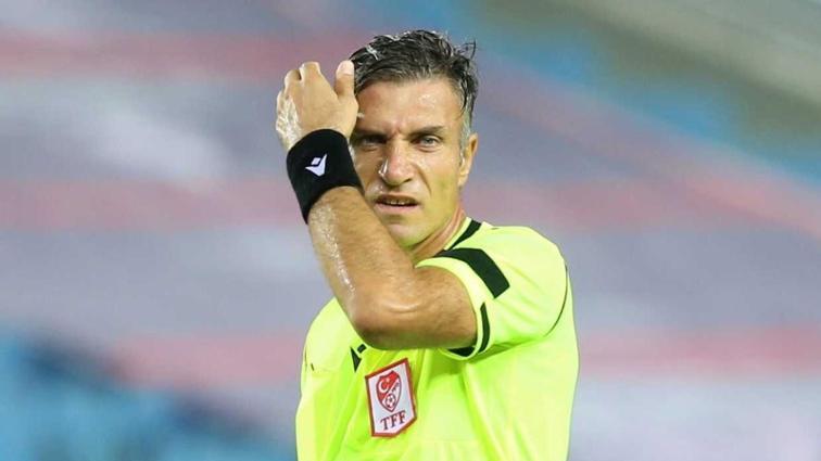 Yeni Malatyaspor-Beşiktaş maçının VAR hakemi Özgür Yankaya oldu