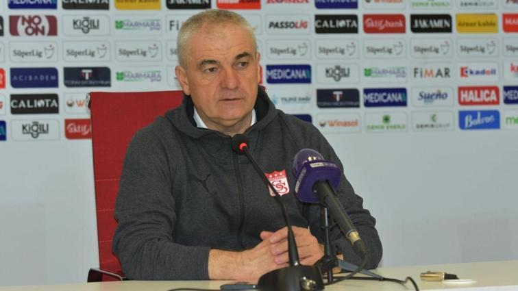 Rıza Çalımbay: Şimdi önümüzde Galatasaray maçı var