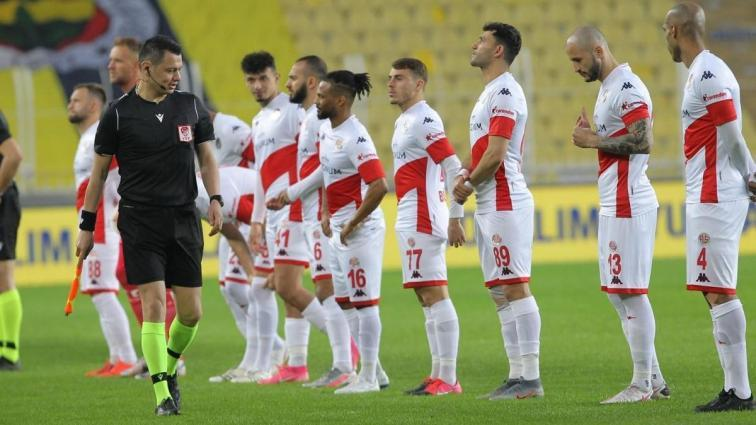 """Antalyaspor'dan açıklama: VAR kimin için var"""""""