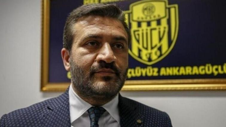 Fatih Mert: İnşallah Ankaragücü bu ligde kalacak