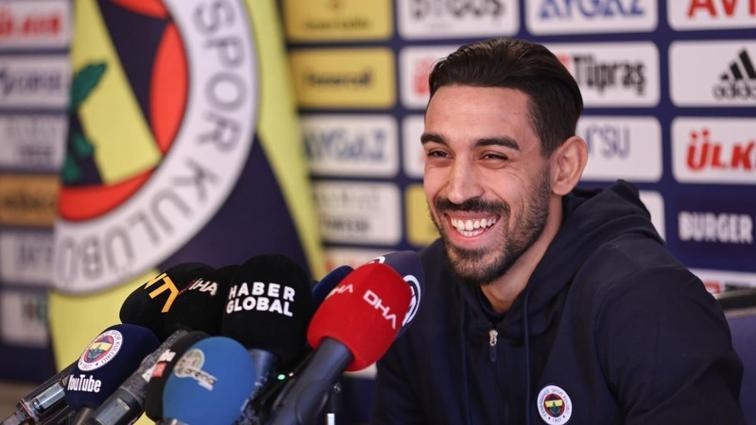 Fenerbahçelilerin beklediği an geldi! İrfan Can Kahveci sahne alıyor