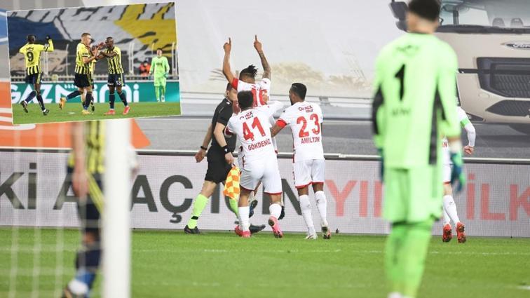Fenerbahçe'ye Kadıköy'de gülmek haram! 1-1
