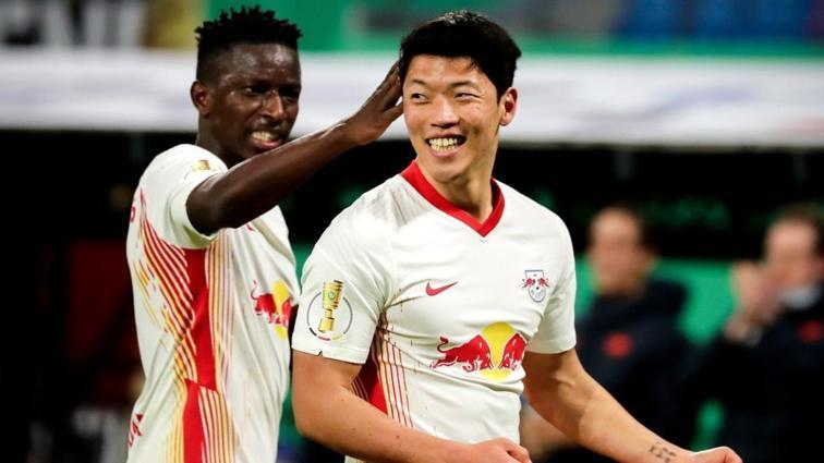 Leipzig, Almanya Kupası'nda son 4'e kaldı