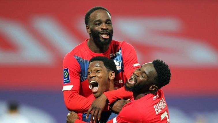 Lille 90 ve 90+2'de attığı gollerle Marsilya'yı 2-0 mağlup etti