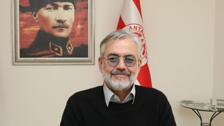 Antalyaspor'un yeni yönetim kurulunda görev dağılımı yapıldı