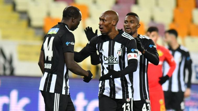 Beşiktaş'ta futbolcuların performansı zirveye ulaştı