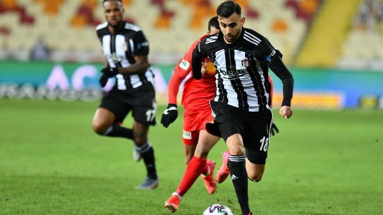 Rachid Ghezzal müthiş performansıyla Beşiktaş'ı zirveye taşıyor