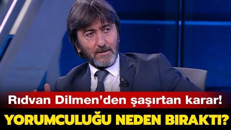 """Rıdvan Dilmen kimdir, kaç yaşında ve nereli"""" Rıdvan Dilmen yorumculuğu neden bıraktı"""""""