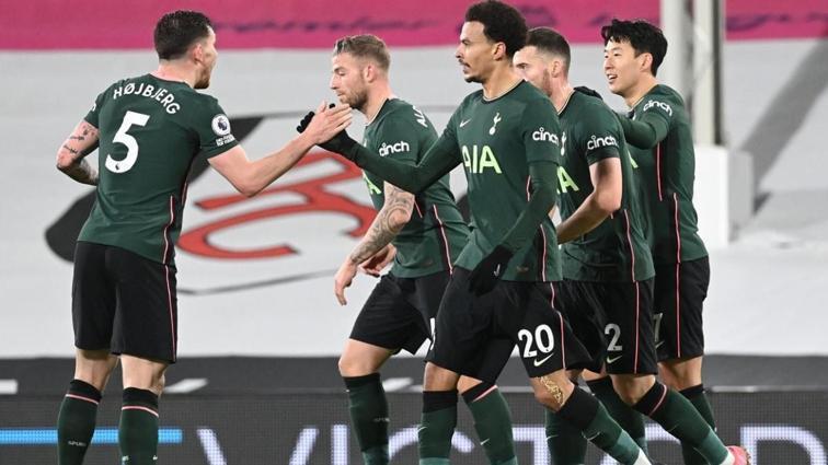 Tottenham'ın Şampiyonlar Ligi potası ısrarı devam ediyor
