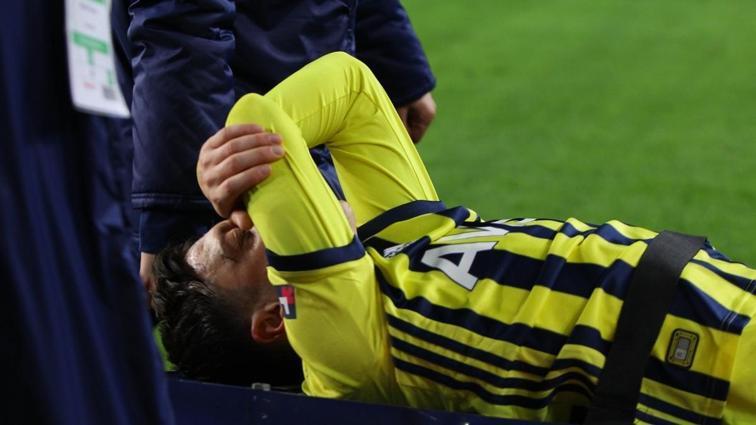 Fenerbahçe'de Mesut Özil kabusu! İşte muhtemelen kaçıracağı maçlar...