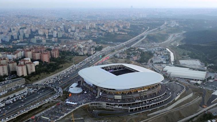 Türk Telekom Stadı çatısına Güneş Enerjisi Santrali kuruluyor