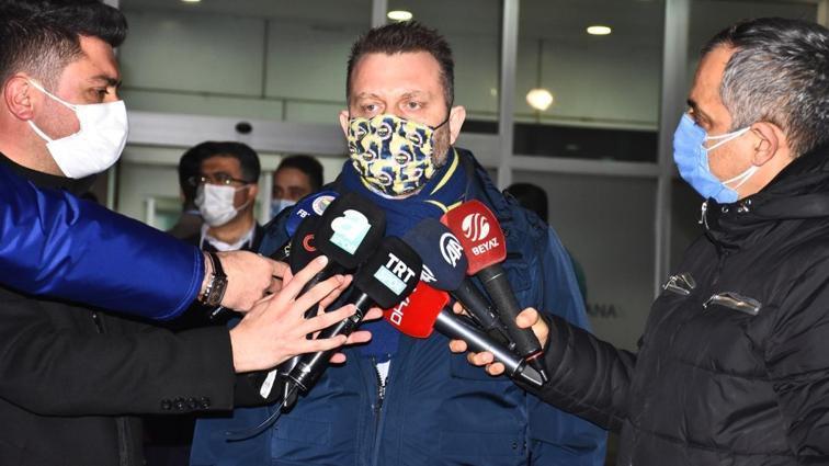 Fenerbahçe Yöneticisi Selahattin Baki'den Galatasaray'a sert gönderme: Bunlar artık komedi