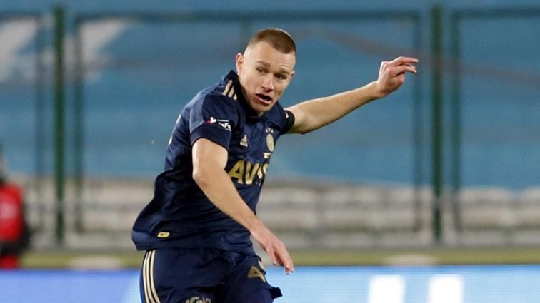 Fenerbahçe'nin 'Yeni Lugano'su Attila Szalai