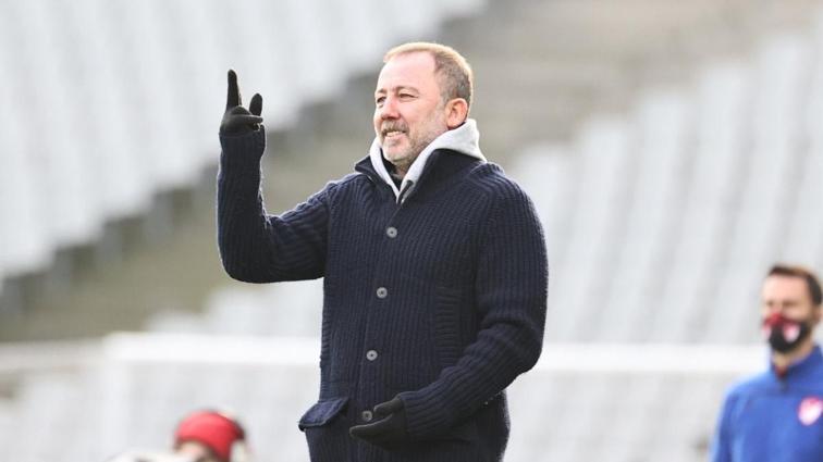 Sergen Yalçın'dan takımda kiralık oynayan 5 futbolcu için yönetime olumlu rapor