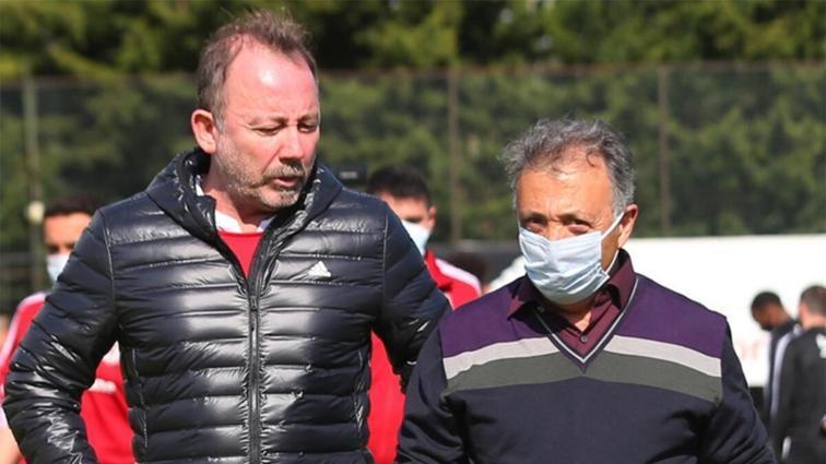 Ahmet Nur Çebi ve Sergen Yalçın'dan mini zirve