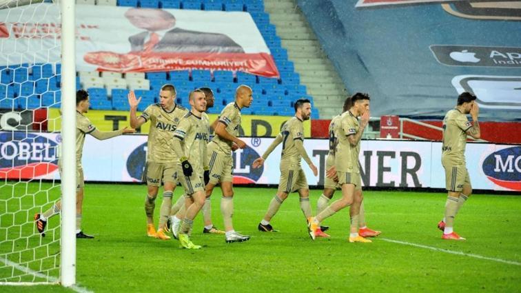 Fenerbahçe direkleri bir türlü geçemiyor