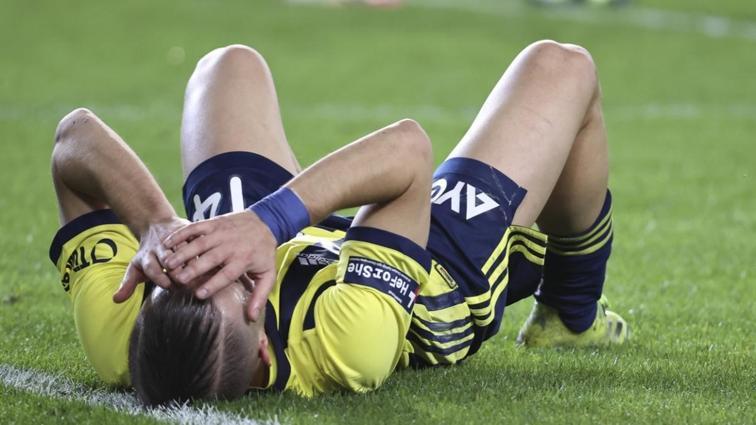 Fenerbahçe Kadıköy'deki mağlubiyet rekorunu kırdı!