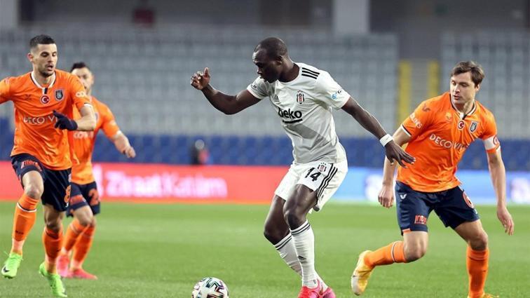 Muhtemel 11'ler: Beşiktaş, Başakşehir karşısında