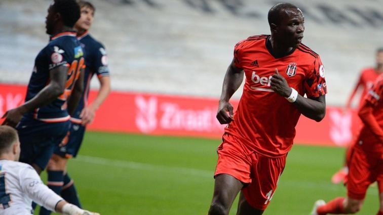 Aboubakar tedbir amaçlı oyundan alındı