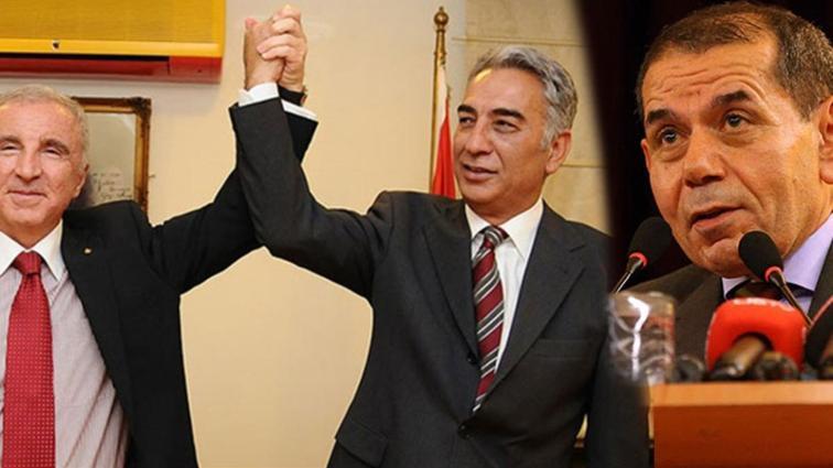 ÖZEL! Galatasaray'da muhalefet; Adnan Polat, Ünal Aysal ve Dursun Özbek'in kapısını çaldı