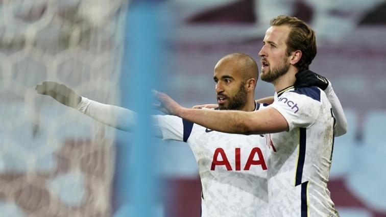 Tottenham, Aston Villa deplasmanında güle oynaya kazandı